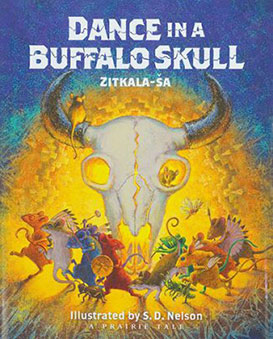 Dance In A Buffalo Skull