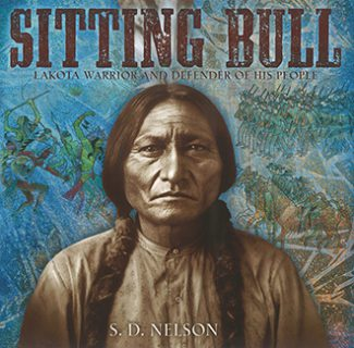 Sitting bull - book cover
