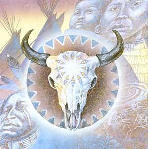 Buffalo Shield