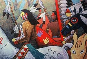 Lakota Horsemen