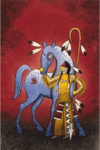 Study Gift Horse