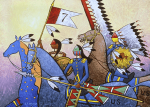 Victory at Little Bighorn